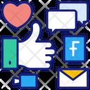 Social Campaign Icon