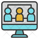 Social Connectivity Icon
