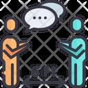 Social Distance Icon
