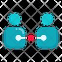 Gather Corona Virus Covid 19 Icon