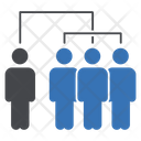 Socialdistance Safety Group Icon