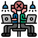 Worker Employee Personnel Icon
