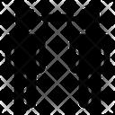 Covid Prohibit Protection Icon