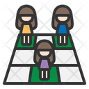 Social Space People Icon