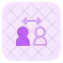 Social Distancing Maintain Distance Distance Icon