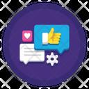 Social Engagement Icon