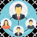 Social Group Icon