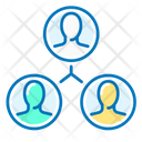 Social Group Group Team Icon