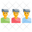 Communication Network Social Icon
