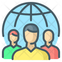 Social Group Team Group Icon