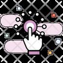 Social Interaction Icon