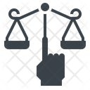 Social Justice Law Icon