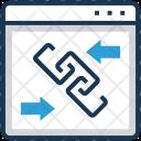 Social Link Transfer Icon
