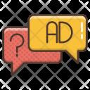 Social Marketing Strategy Icon