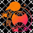 Social Media Network Icon