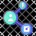 Social Social Media Facebook Icon