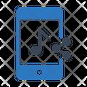 Music Media Share Icon