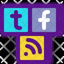 Socials Icon