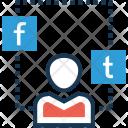 Social Media 32 Icon