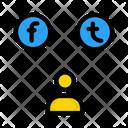Social Media Social Media Icon