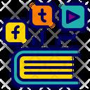 Social Media Social Network Icon