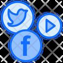 Social Media Media Social Icon