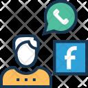 Social Media 34 Icon