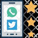 Social Media Twitter Icon