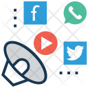 Social Media 40 Icon