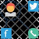 Social media 53 Icon