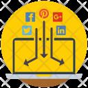 Social Media 96 Icon