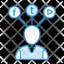 Avatar Account Employee Icon