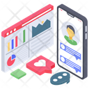 Social Media Apps Icon