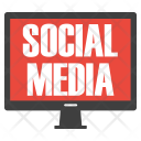 Notebook Technology Socialmedia Icon