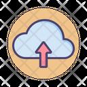 Msocial Media Cloud Icon