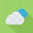 Social Media Cloud Icon