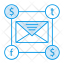 Content Message Email Icon