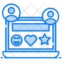 Social Media Groups User Groups Forum Users Icon