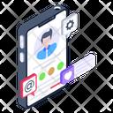 Mobile Interface Ui Ux Design Icon