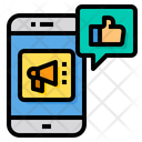 Social Media Marketing Social Media Marketing Icon