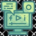 Social Media Promotion Social Media Promotion Icon