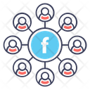Users Network Social Network Social Persons Icon