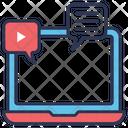 Social Network Campaign Media Icon