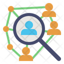 Social Science Network Icon