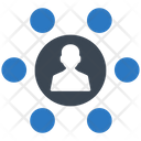 Business Communication Connectivity Icon