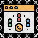 Social Network 44 Icon