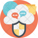 Social Network Security Icon