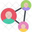 Social Networks Analysis Icon