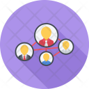 Social Networks Seo Icon