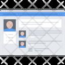 Social Platform Icon